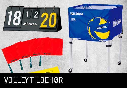 Volley-tilbehor