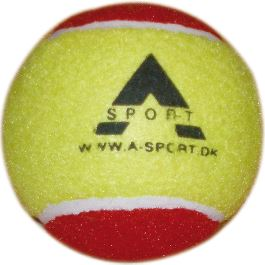 Tennisbold Soft Rød