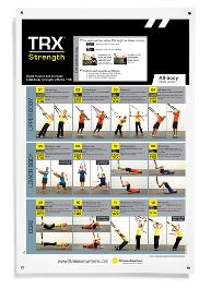 TRX Poster - Strength