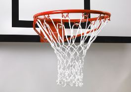 Basketnet 7 mm nylon