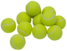 Tennisbolde 12 stk. Basic