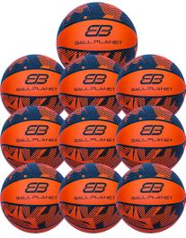 10 stk. Basketball Super Grip Indoor- Outdoor